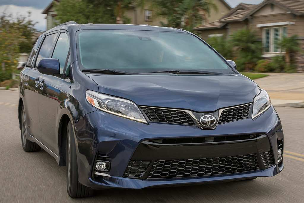 74 Great Toyota Odyssey 2019 Price and Review with Toyota Odyssey 2019