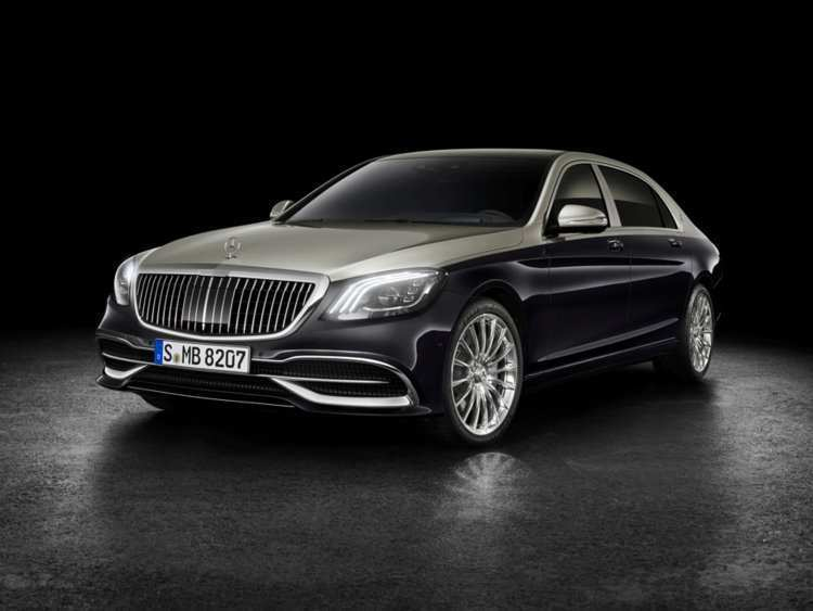 74 New 2019 Mercedes Maybach S650 New Concept for 2019 Mercedes Maybach S650