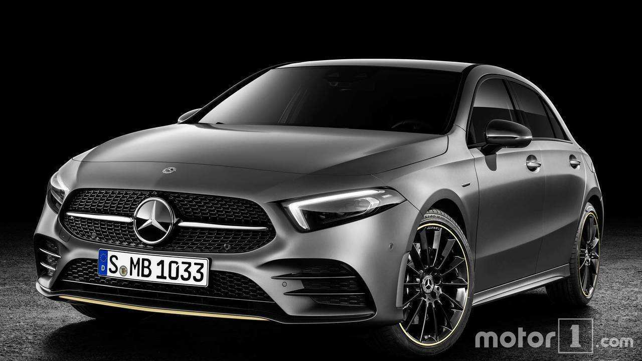 74 The Mercedes A200 Amg Line 2019 Redesign by Mercedes A200 Amg Line 2019