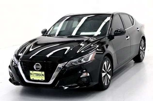 75 Best Review 2019 Nissan Altima Black Redesign for 2019 Nissan Altima Black