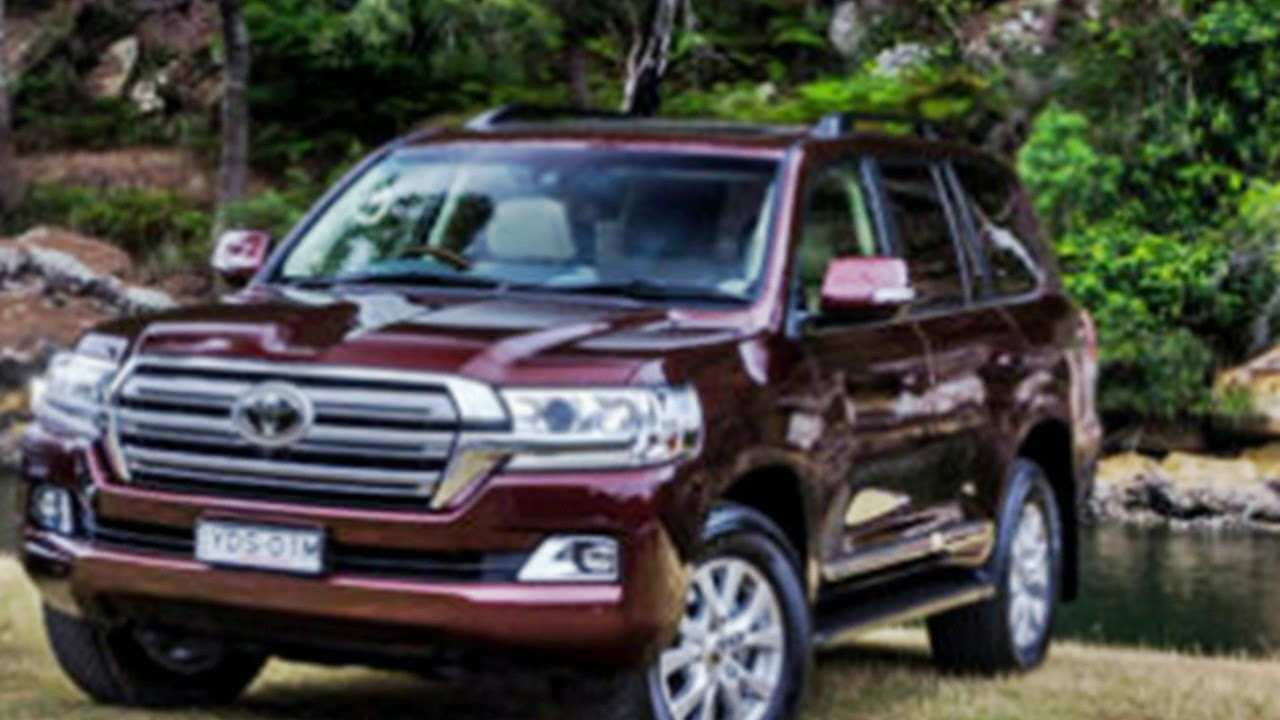 75 Best Review Toyota Land Cruiser V8 2019 Redesign with Toyota Land Cruiser V8 2019