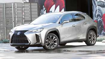 75 Concept of 2019 Lexus Ux200 Review by 2019 Lexus Ux200