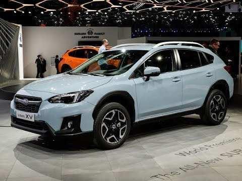 75 Concept of Subaru Xv 2019 Review Spy Shoot for Subaru Xv 2019 Review