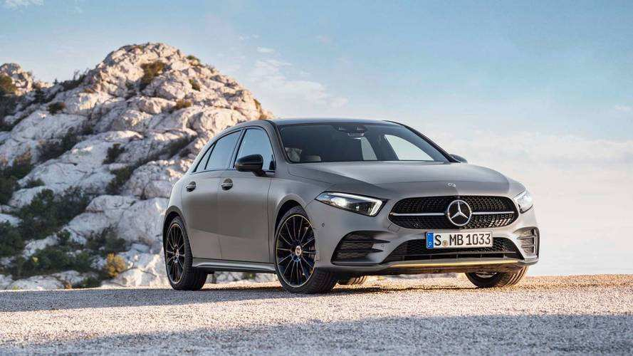 75 Gallery of 2019 Mercedes A Class Usa Exterior for 2019 Mercedes A Class Usa