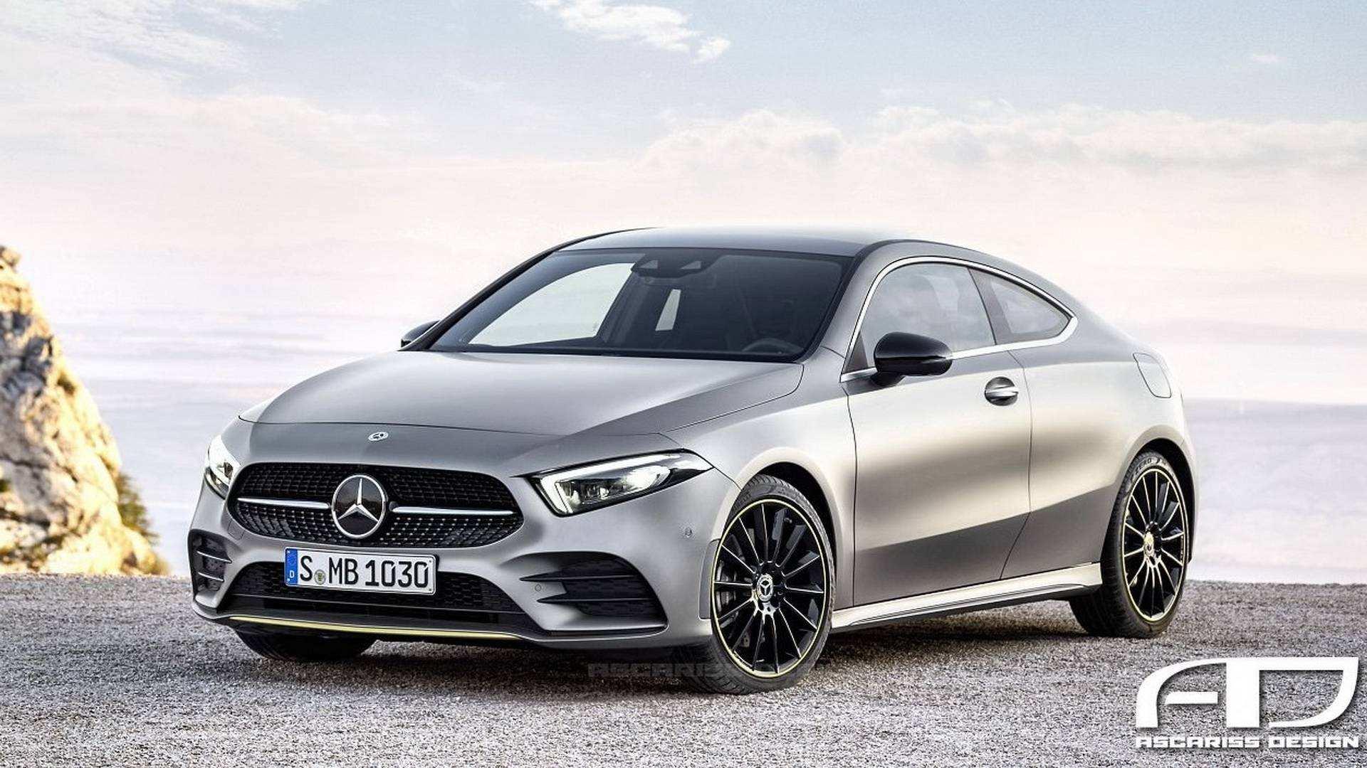 75 New 2019 Mercedes Hatchback Rumors by 2019 Mercedes Hatchback