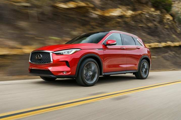 75 The 2019 Infiniti Qx50 Edmunds Wallpaper by 2019 Infiniti Qx50 Edmunds