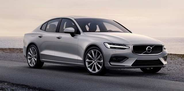 75 The 2019 Volvo V60 Price Redesign and Concept for 2019 Volvo V60 Price