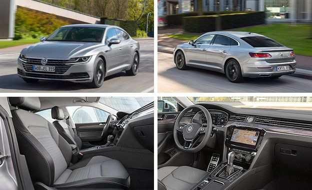 75 The Arteon Vw 2019 Exterior by Arteon Vw 2019