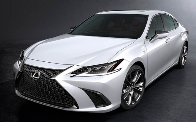 76 All New Lexus 2019 Es 350 Colors Spy Shoot by Lexus 2019 Es 350 Colors