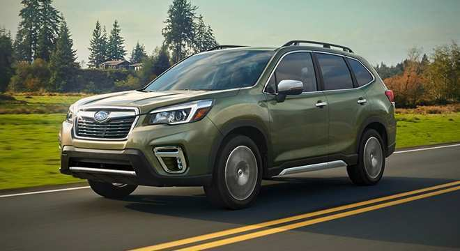 76 Concept of Dimensions Of 2019 Subaru Forester Research New with Dimensions Of 2019 Subaru Forester
