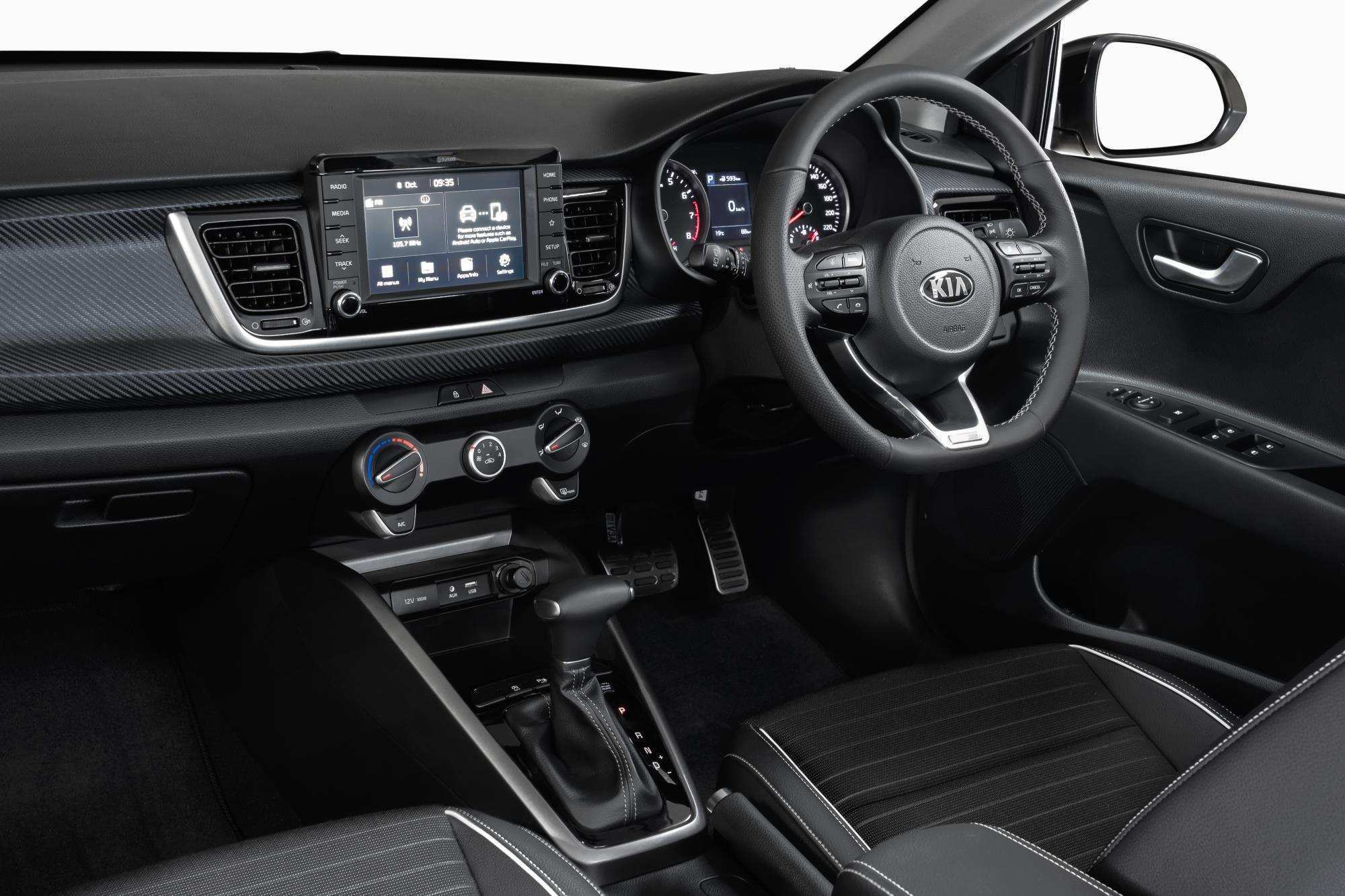 76 Gallery of Kia Rio 2019 Interior Release with Kia Rio 2019 Interior