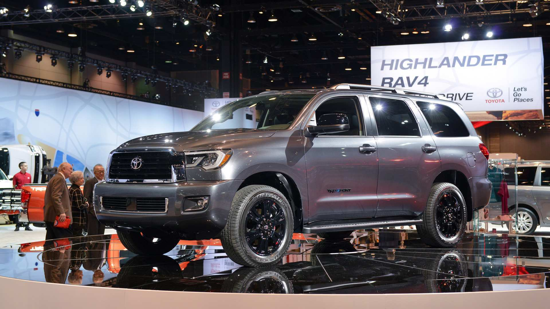 76 New 2019 Toyota Sequoia Redesign Specs and Review by 2019 Toyota Sequoia Redesign