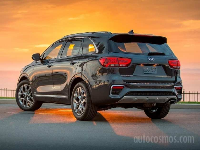 76 The Kia 2019 Mexico Redesign and Concept for Kia 2019 Mexico