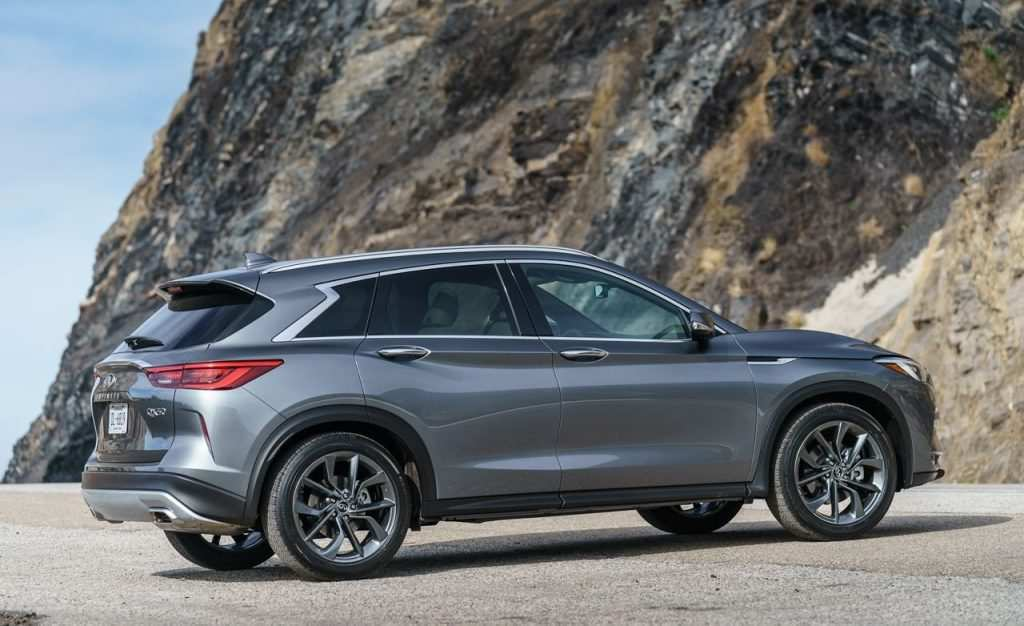 77 All New 2019 Infiniti Qx50 Wiki Pricing with 2019 Infiniti Qx50 Wiki
