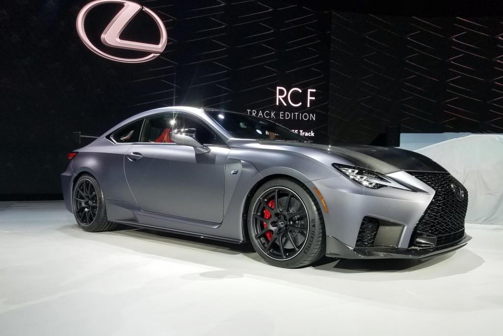 77 All New Lexus Rcf 2019 New Concept for Lexus Rcf 2019