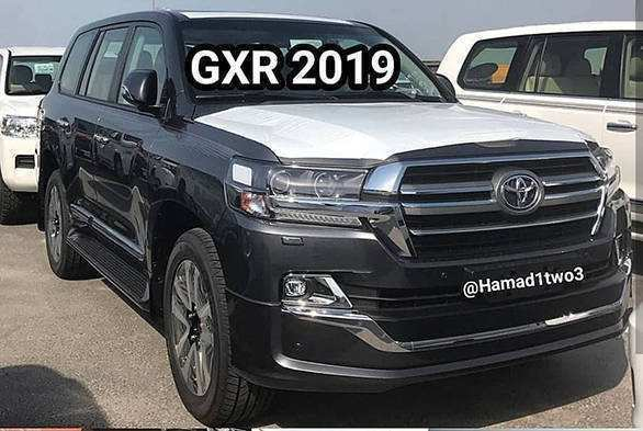 77 Best Review Toyota Land Cruiser V8 2019 Research New with Toyota Land Cruiser V8 2019