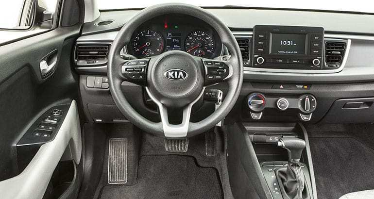77 Concept of Kia Rio 2019 Interior Redesign and Concept by Kia Rio 2019 Interior