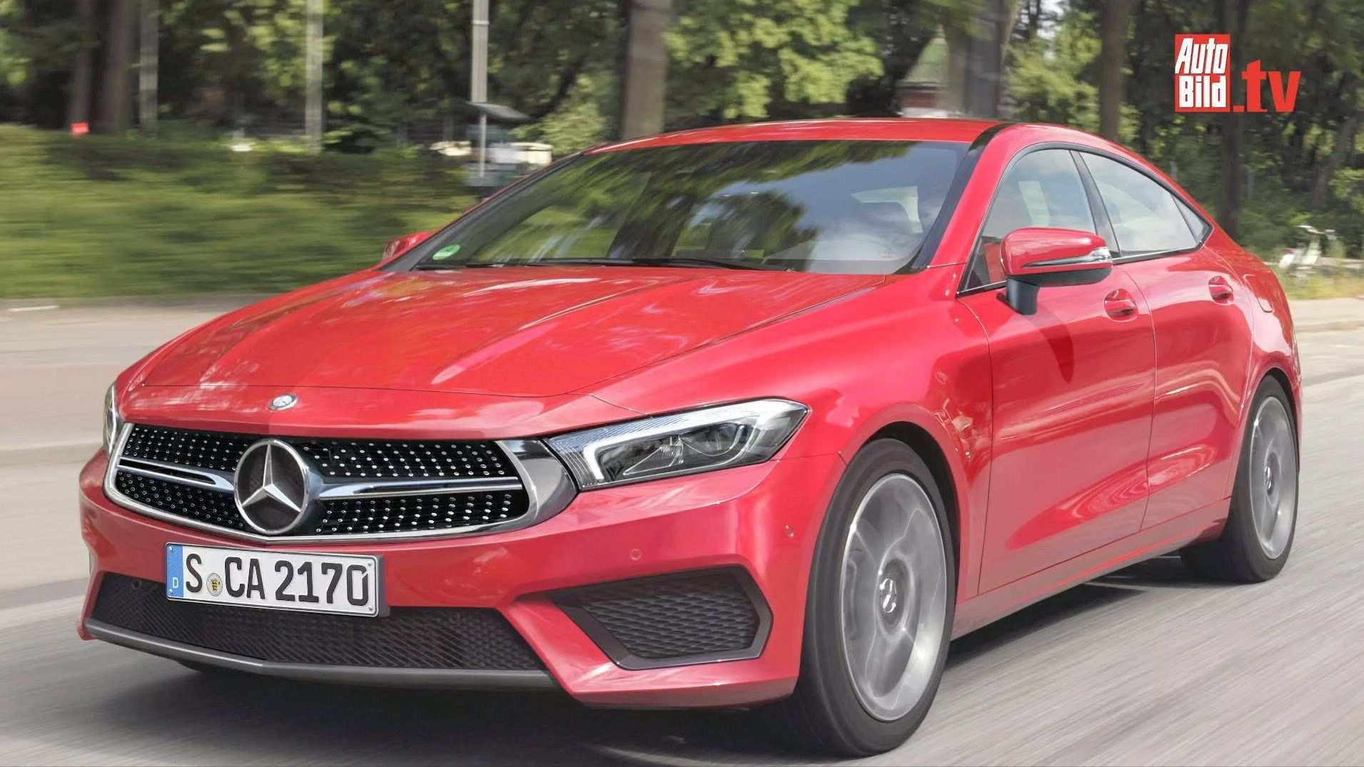 77 Concept of Mercedes Cla 2019 Release Date Redesign and Concept by Mercedes Cla 2019 Release Date