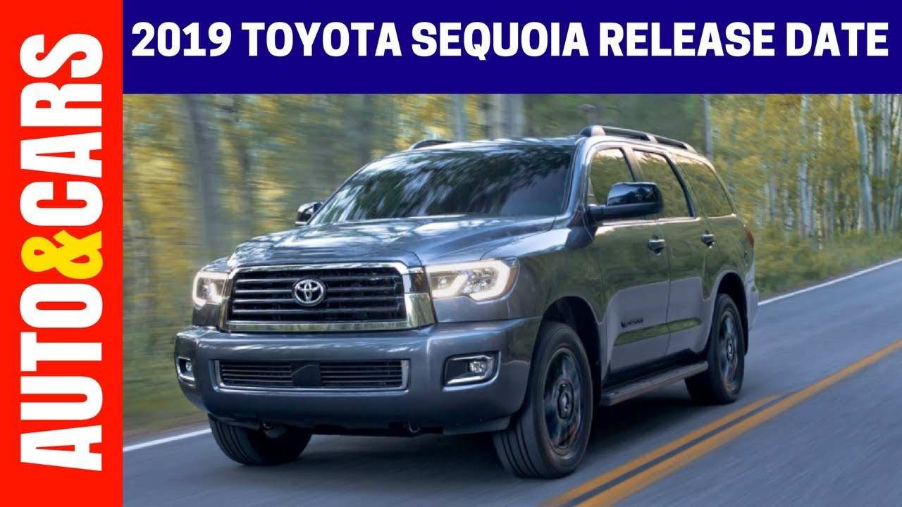 77 Gallery of 2019 Toyota Sequoia Redesign Pricing by 2019 Toyota Sequoia Redesign