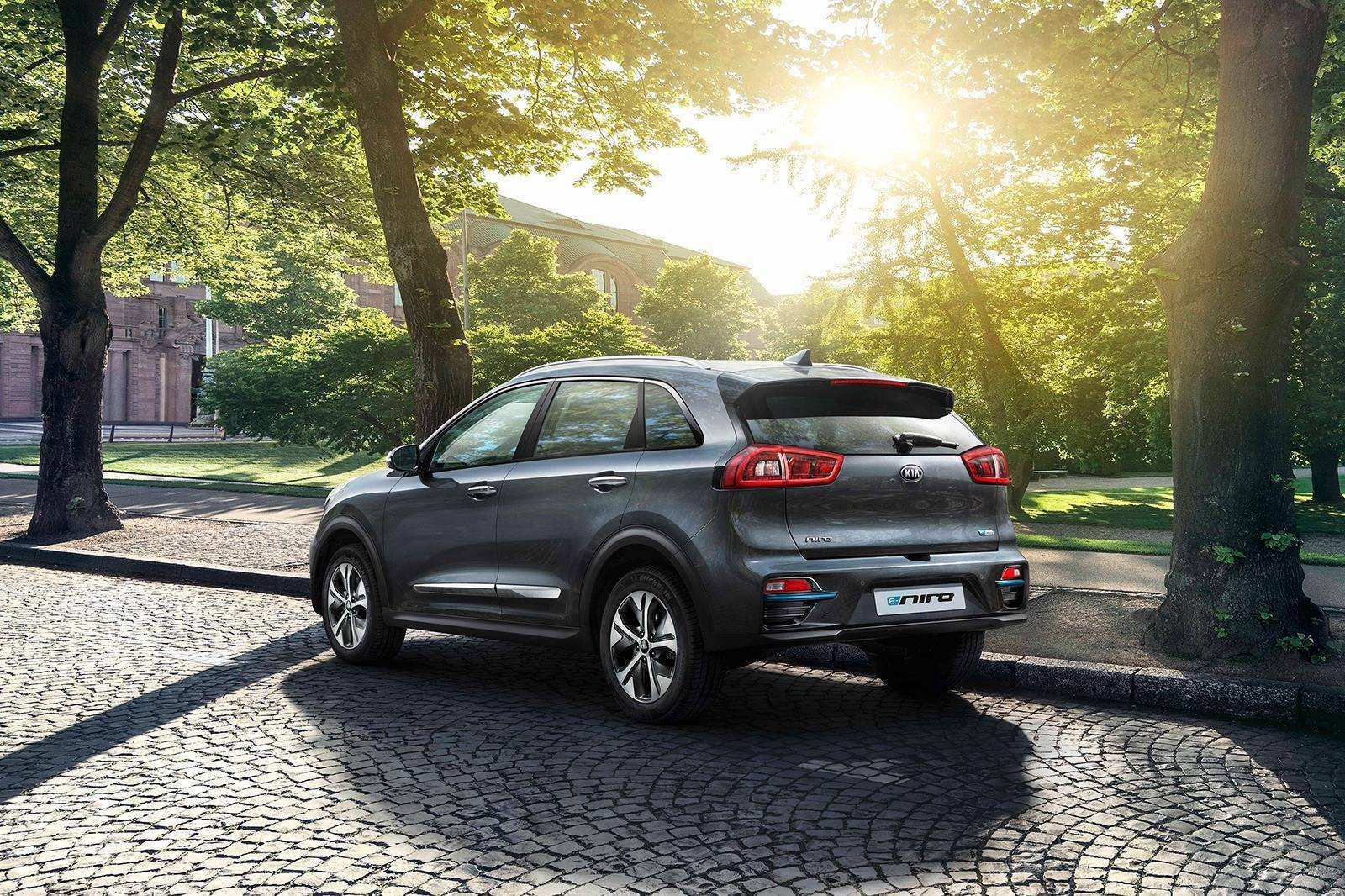 77 Gallery of Kia 2019 Niro Spesification for Kia 2019 Niro