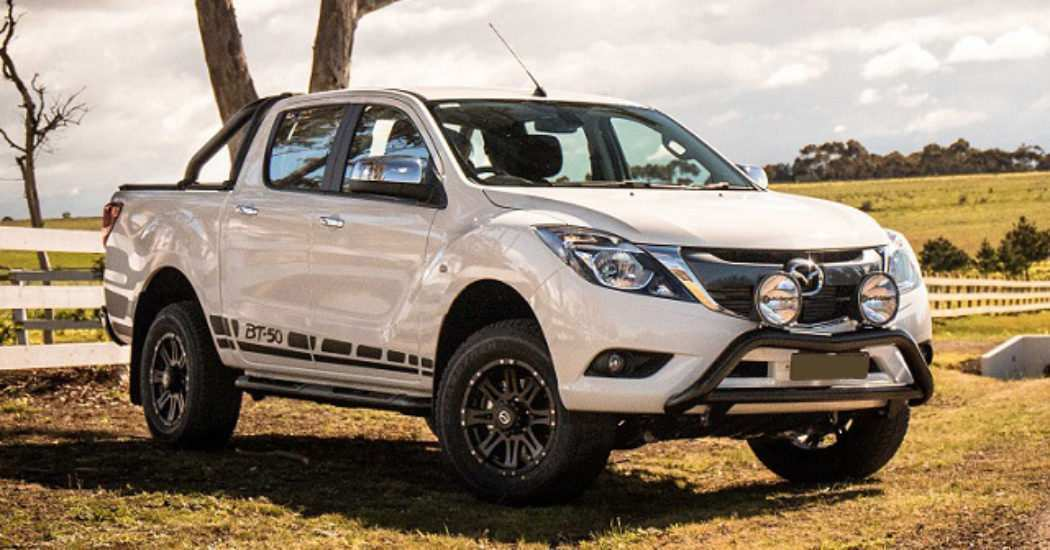 77 Great 2019 Mazda Bt 50 Specs Concept for 2019 Mazda Bt 50 Specs