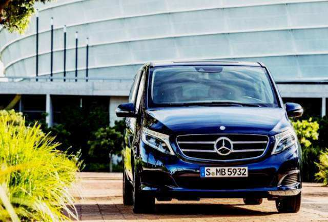 77 New Mercedes V Klasse 2019 Exterior by Mercedes V Klasse 2019