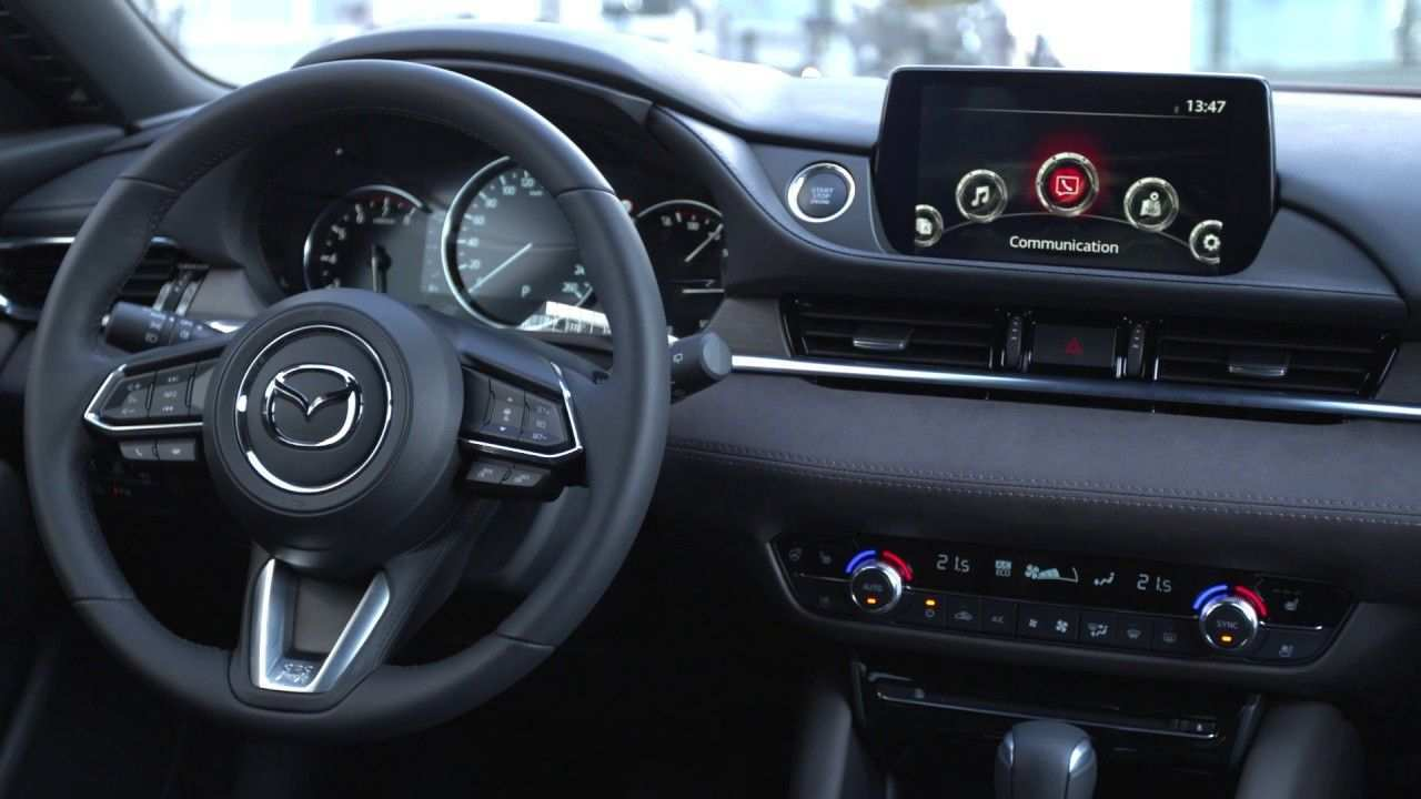 77 The Mazda 6 2019 Interior Research New by Mazda 6 2019 Interior