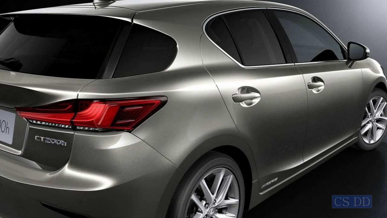78 Concept of New Lexus Ct 2019 Release Date for New Lexus Ct 2019