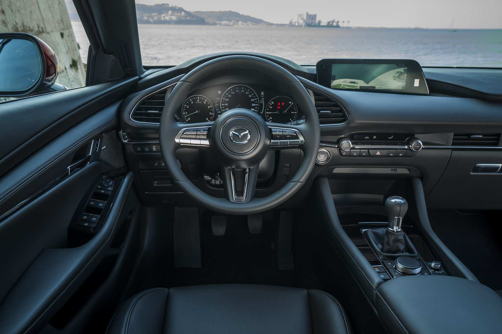 78 Gallery of Mazda 3 2019 Interior New Review with Mazda 3 2019 Interior