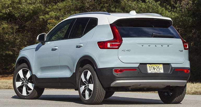 79 All New 2019 Volvo Xc40 Length New Review with 2019 Volvo Xc40 Length