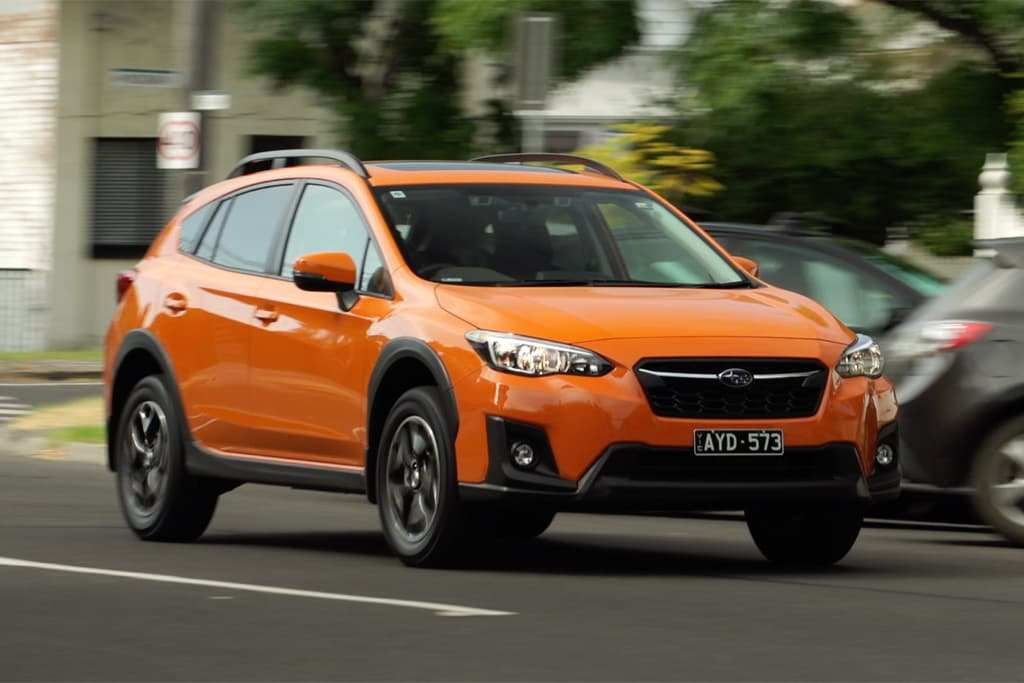 79 All New Subaru Xv 2019 Review Redesign by Subaru Xv 2019 Review