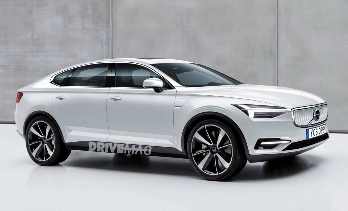 79 Best Review Volvo 2019 Electric Spy Shoot by Volvo 2019 Electric