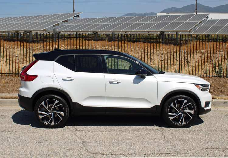 79 Gallery of 2019 Volvo Xc40 Length Performance for 2019 Volvo Xc40 Length