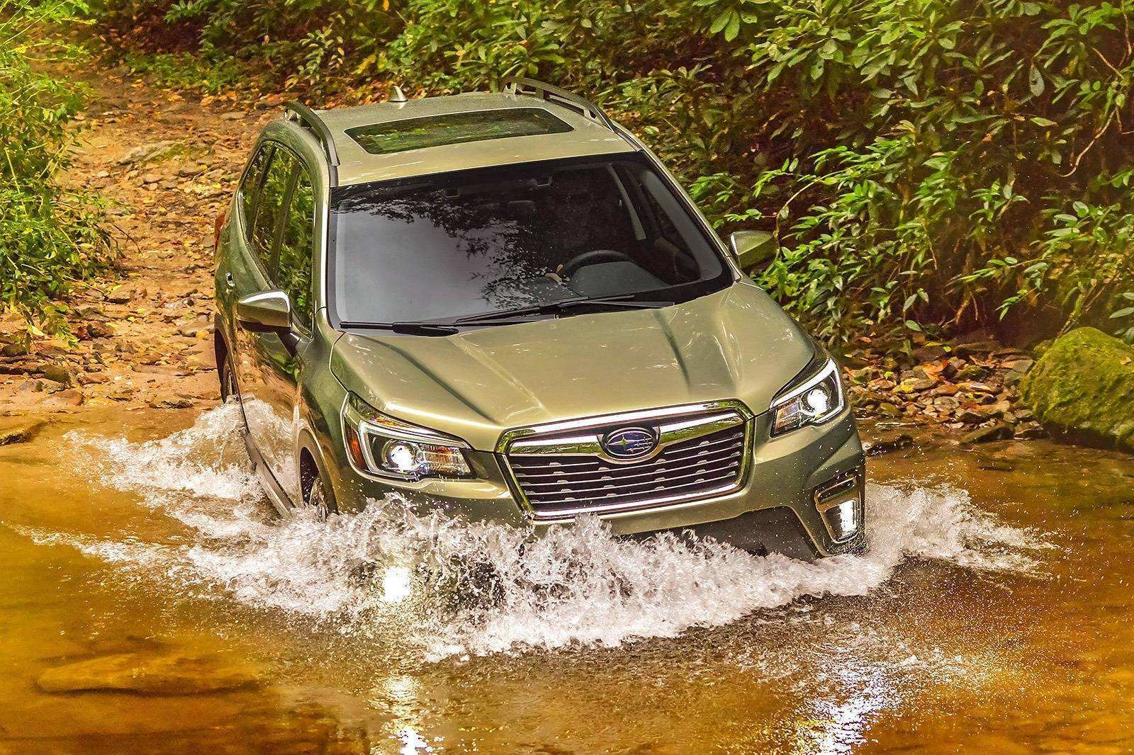 79 Gallery of Subaru Forester 2019 Ground Clearance Style for Subaru Forester 2019 Ground Clearance