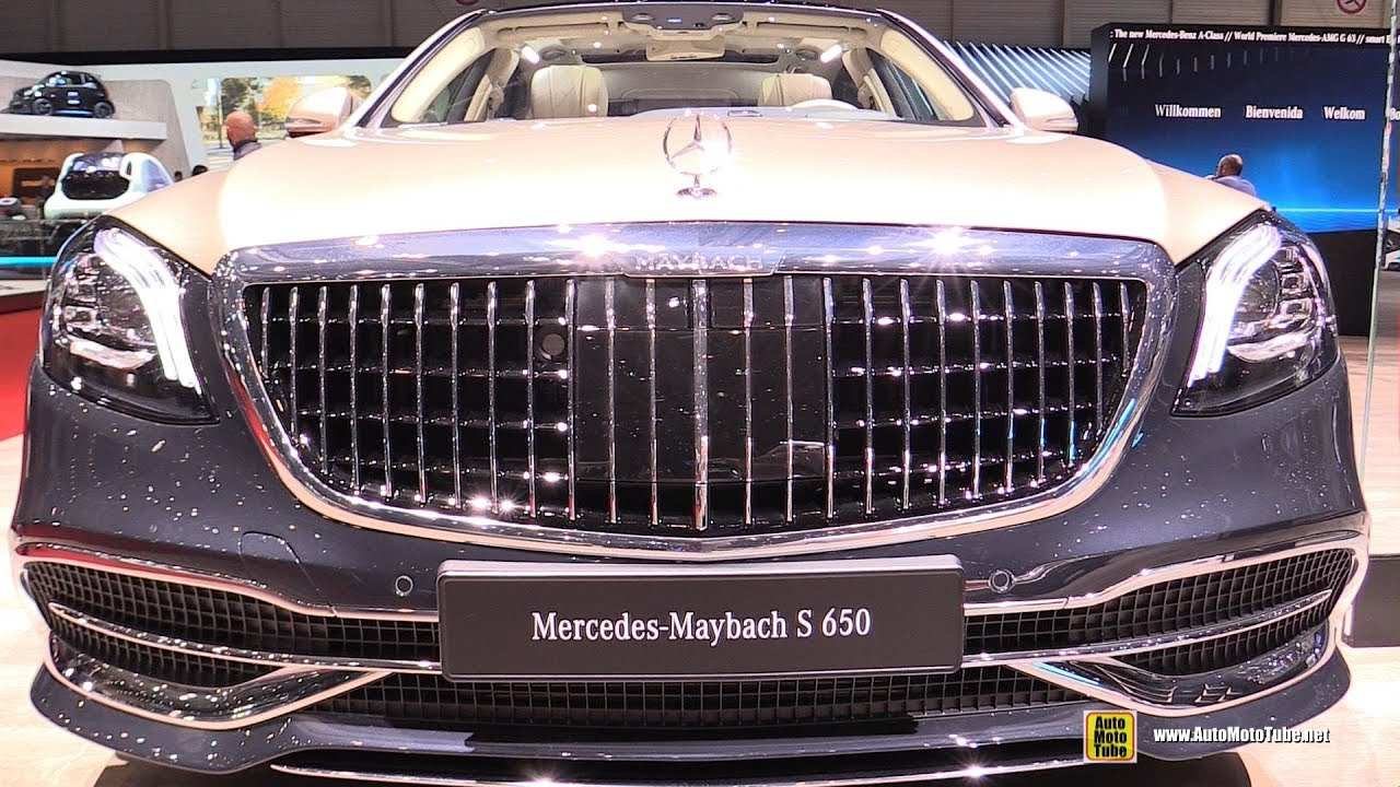 79 New Mercedes S650 Maybach 2019 First Drive for Mercedes S650 Maybach 2019