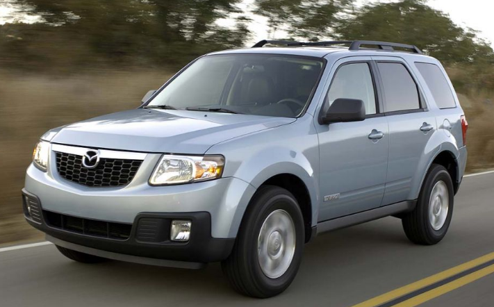 79 The 2019 Mazda Tribute Exterior with 2019 Mazda Tribute