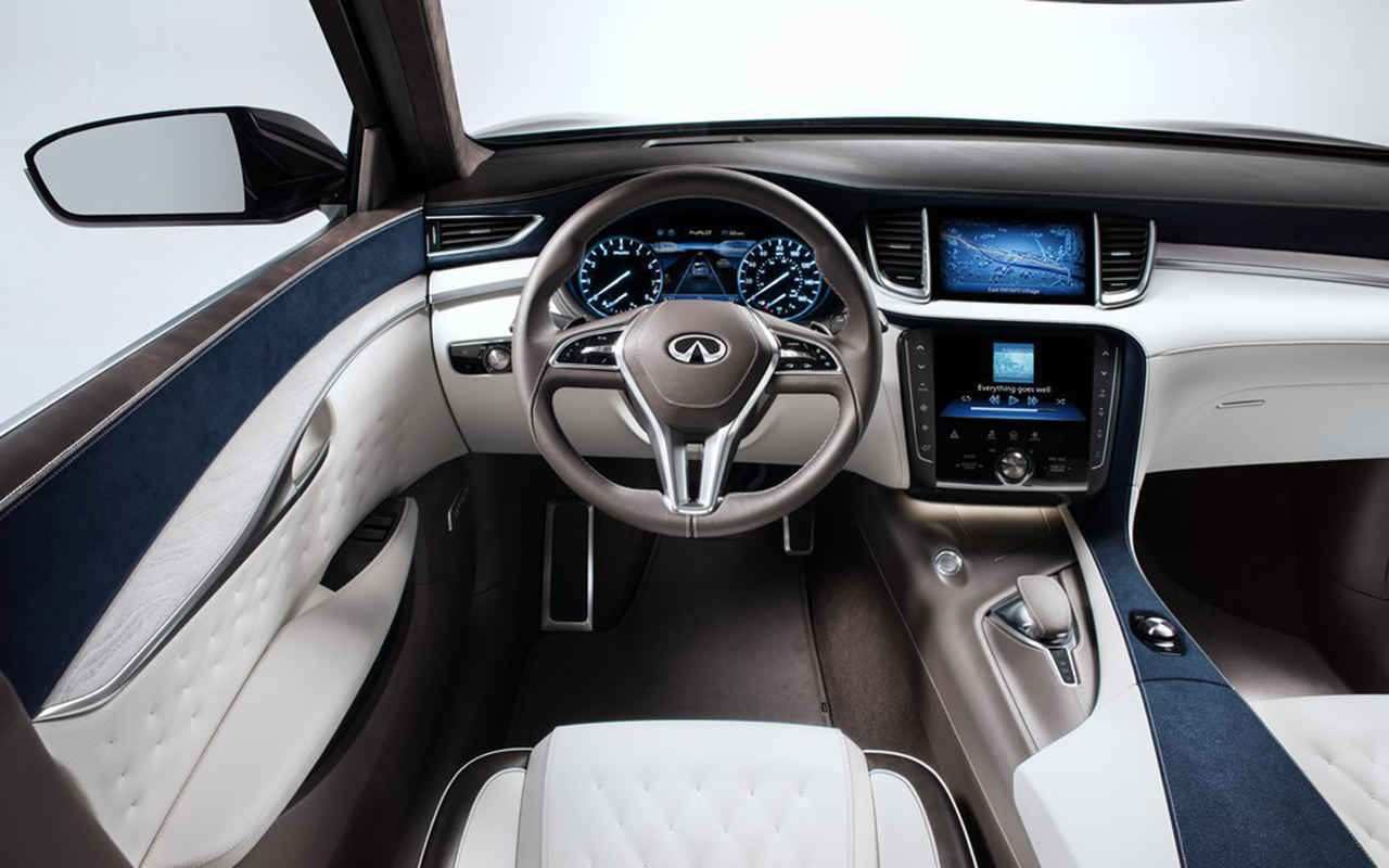 80 Concept of 2019 Infiniti Interior New Review by 2019 Infiniti Interior