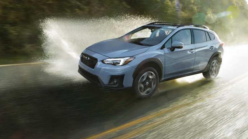 80 Concept of Subaru Electric Car 2019 New Review by Subaru Electric Car 2019