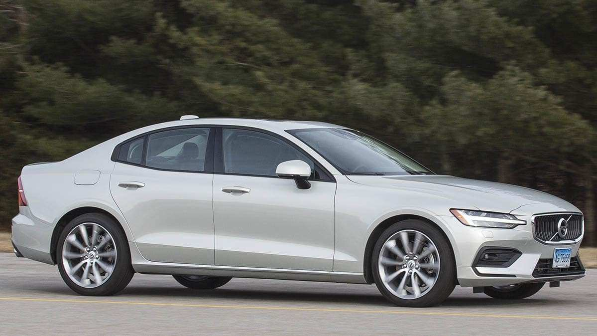80 New Volvo S60 2019 Concept for Volvo S60 2019