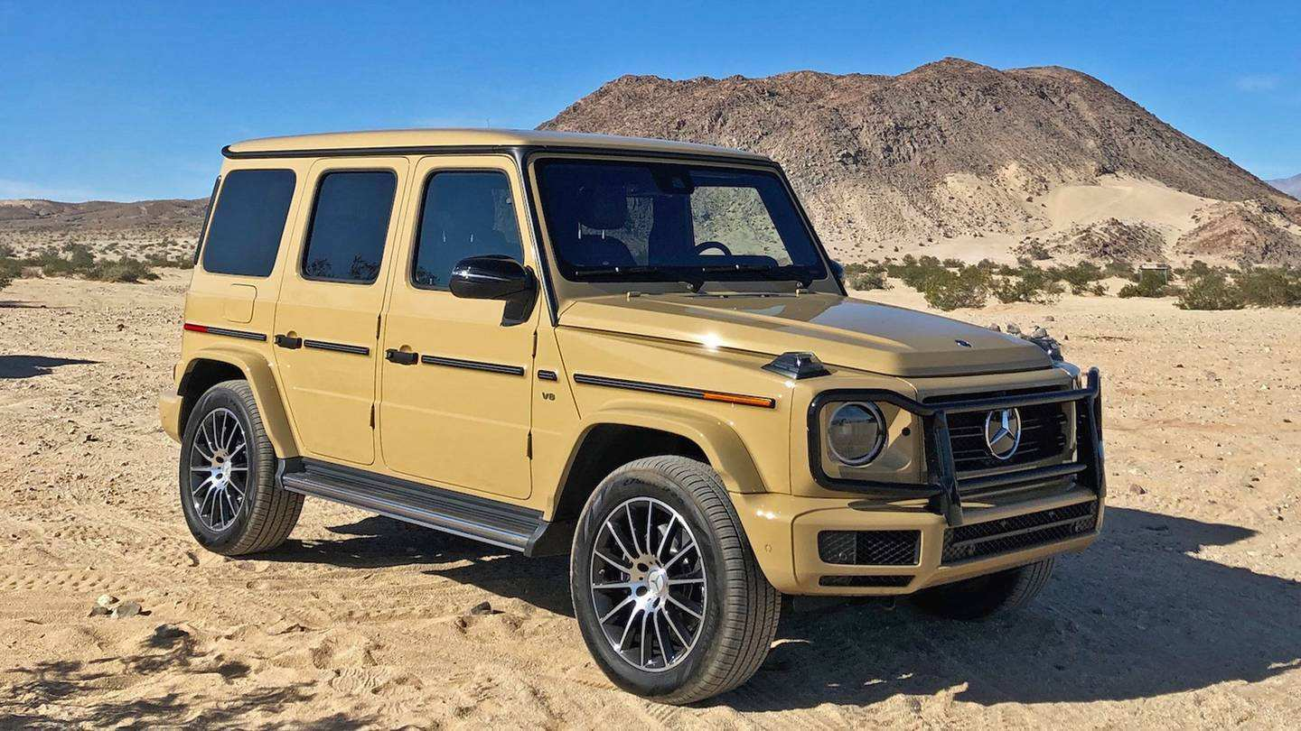 81 All New Mercedes 2019 G Wagon Pricing by Mercedes 2019 G Wagon