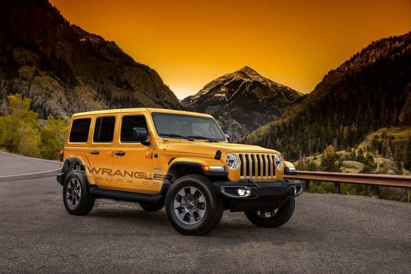 81 Best Review 2019 Jeep Jl Colors Reviews for 2019 Jeep Jl Colors