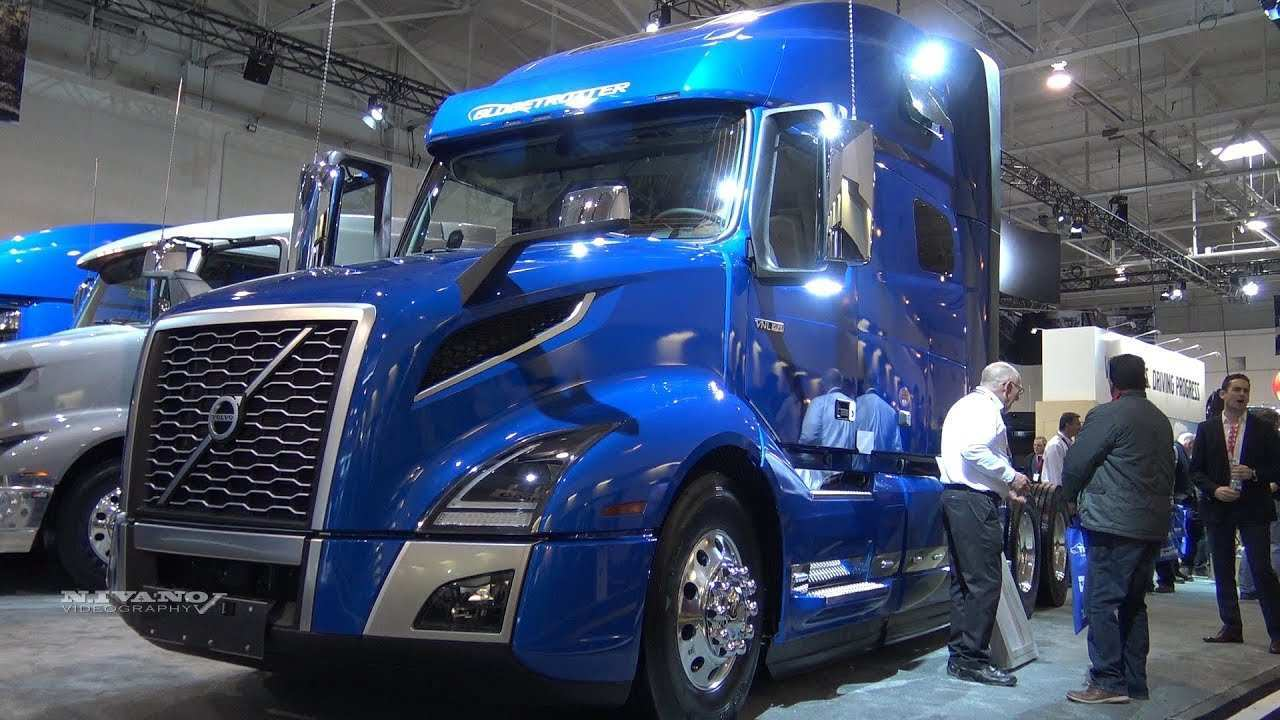 81 Best Review Volvo 2019 Truck Release for Volvo 2019 Truck