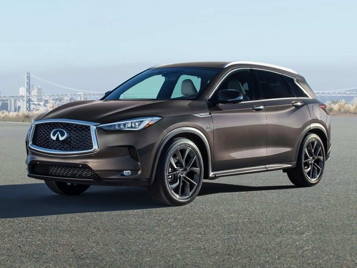 81 Concept of 2019 Infiniti Qx50 Edmunds Spy Shoot for 2019 Infiniti Qx50 Edmunds