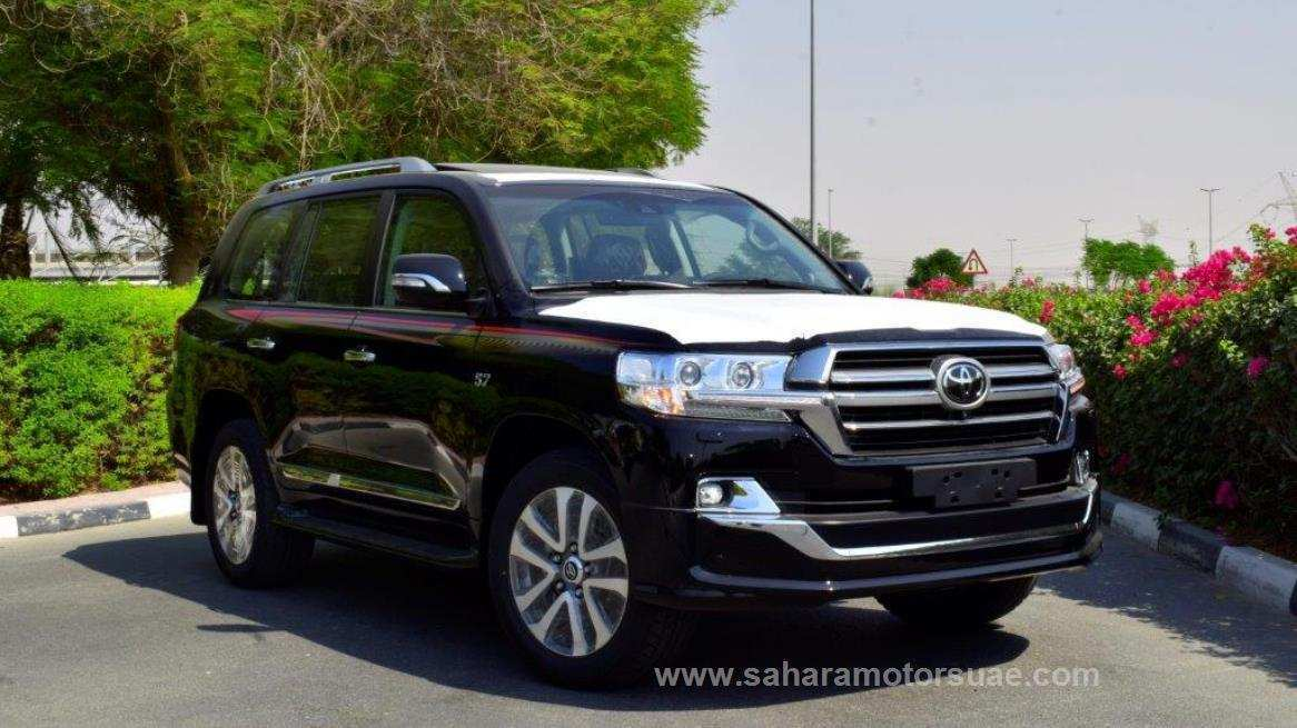 81 Gallery of Toyota Land Cruiser V8 2019 Exterior and Interior with Toyota Land Cruiser V8 2019