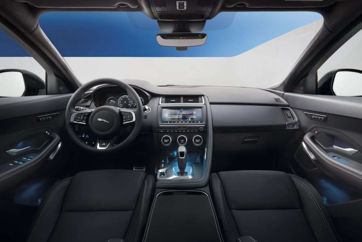 81 The Jaguar F Pace 2019 Interior Release for Jaguar F Pace 2019 Interior