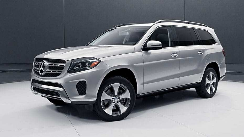 82 All New Mercedes 2019 Gls Style for Mercedes 2019 Gls
