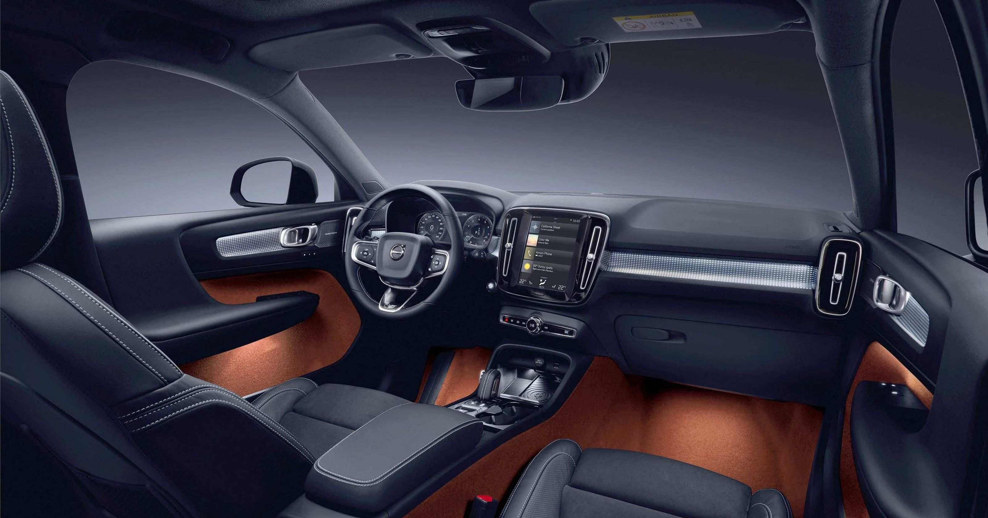 82 Concept of 2019 Volvo Xc40 Interior Images by 2019 Volvo Xc40 Interior