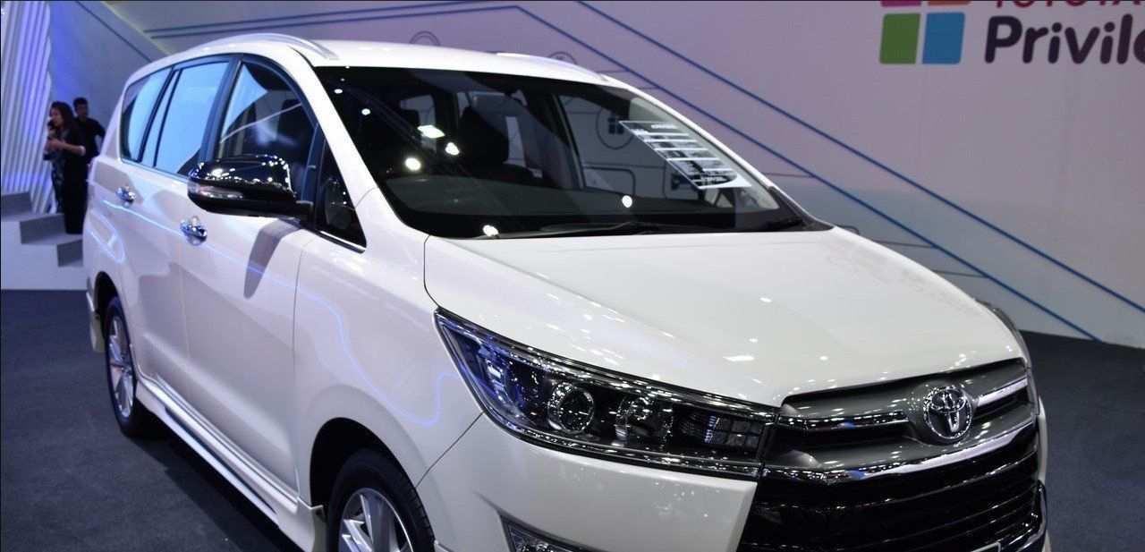 82 Concept of Toyota Innova 2019 Philippines Wallpaper for Toyota Innova 2019 Philippines