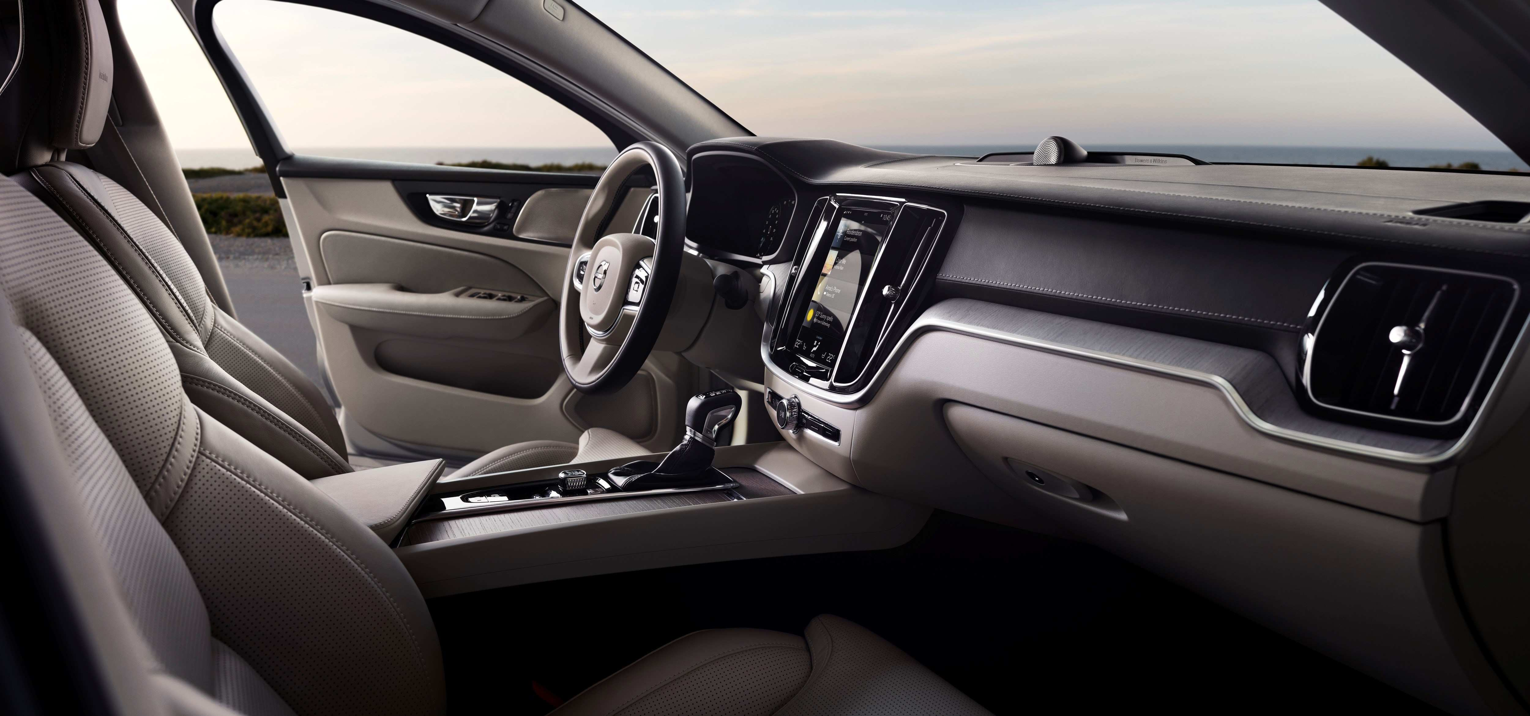 82 Gallery of Volvo S60 2019 Interior First Drive for Volvo S60 2019 Interior