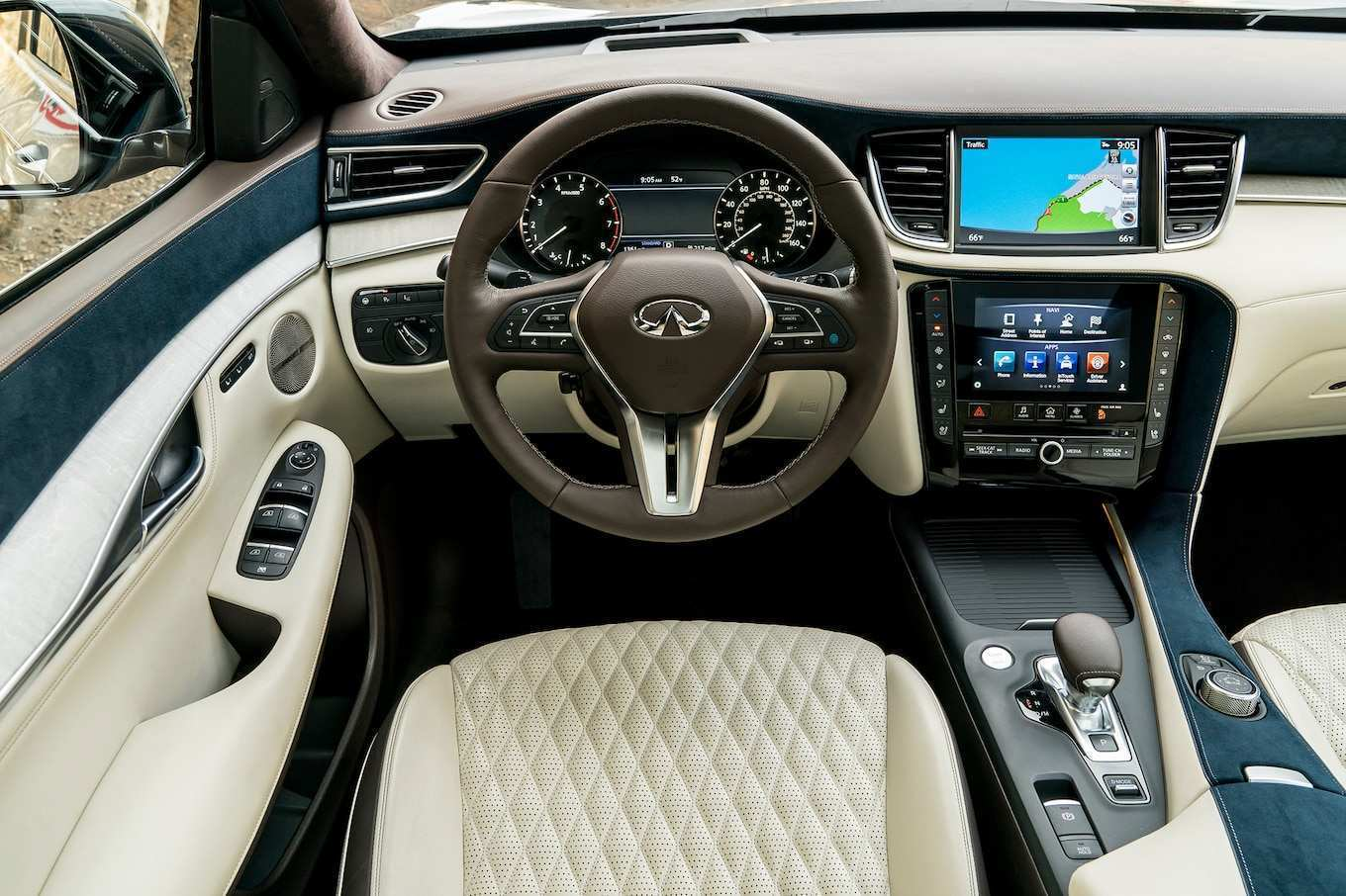 82 Great 2019 Infiniti Qx50 Luxe Interior Redesign and Concept with 2019 Infiniti Qx50 Luxe Interior